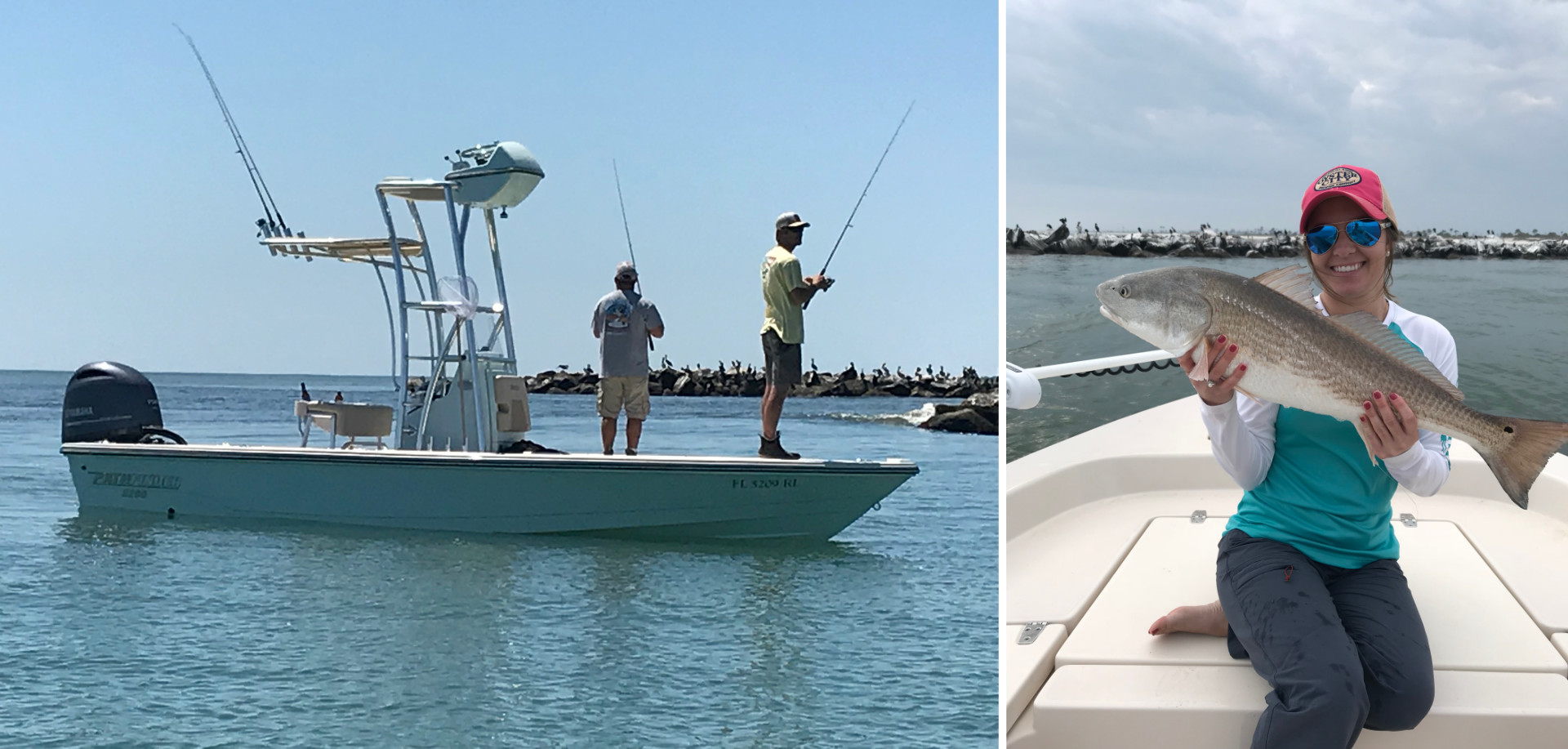 sgi charter fishing
