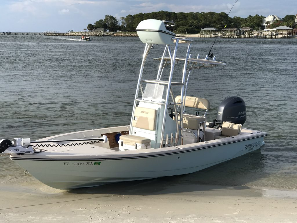 Captain Zach's Fishing Charter Boat